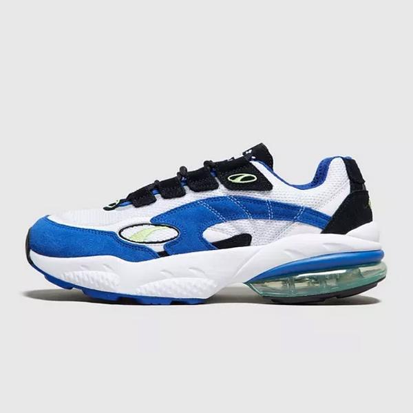 Puma Puma Cell Venom 'White / Blue' SOLEHEAVEN puma shoes