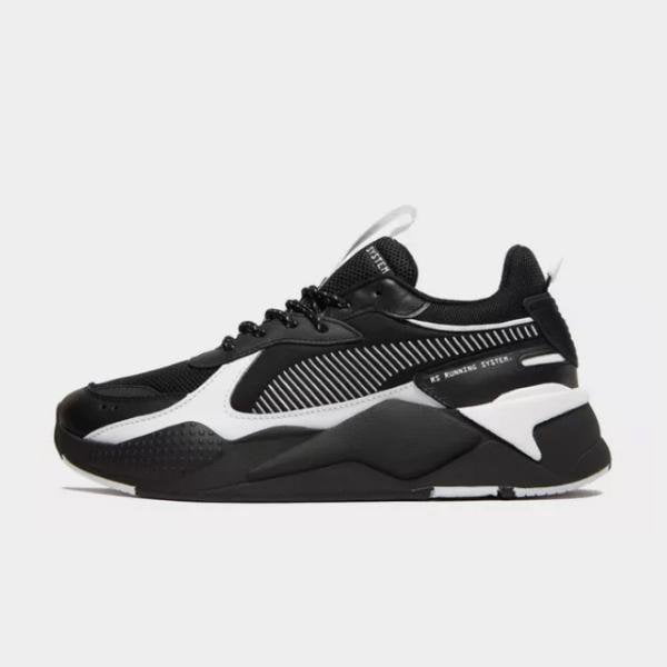 Puma Puma RS-X Core 'Black / White' at Soleheaven Curated Collections