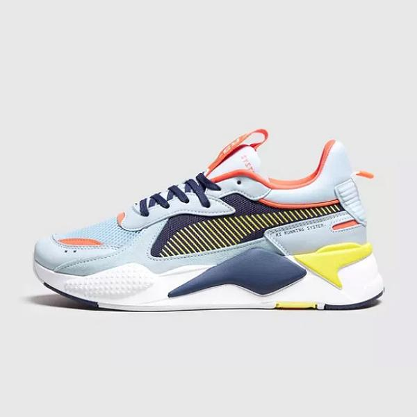 Puma Puma RS-X Reinvention 'Blue / Yellow' SOLEHEAVEN puma shoes