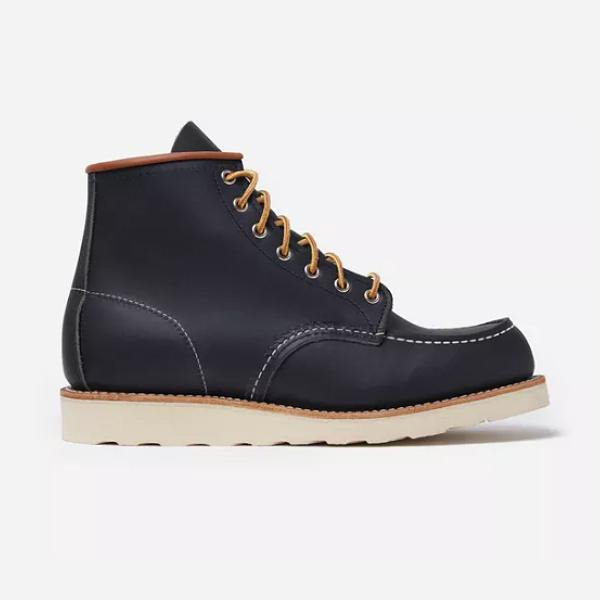 "Red Wing Shoes Red Wing 08859 6"" Moc Toe Boot SOLEHEAVEN"