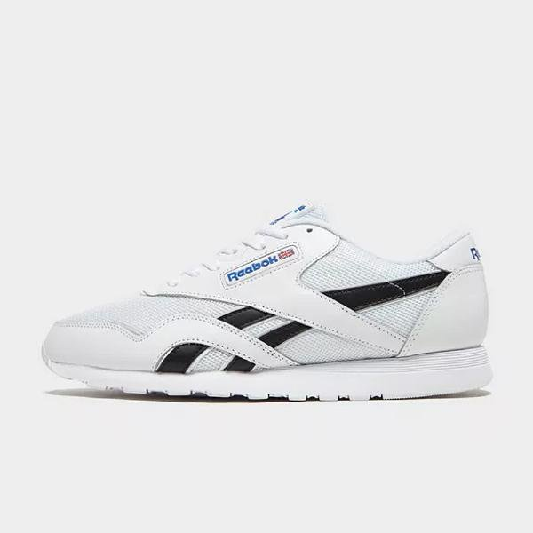luxury aesthetic quality first outlet for sale Reebok Reebok Classic Nylon 'White / Black' at Soleheaven Curated  Collections