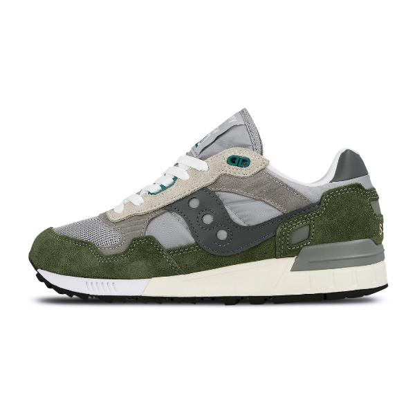 dde92813 Saucony Saucony Shadow 5000 Vintage 'Grey / Green' at Soleheaven Curated  Collections