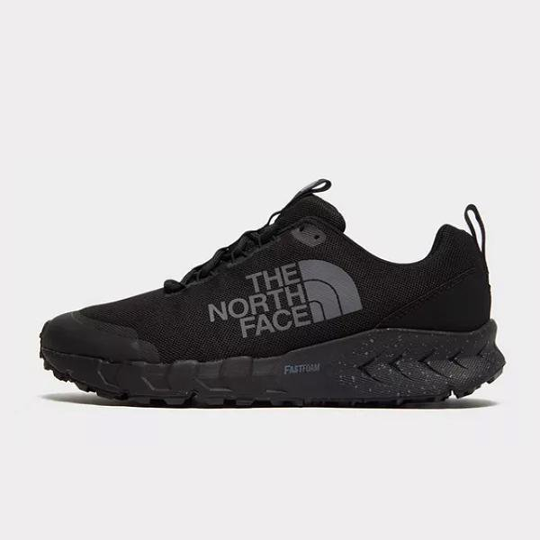 The North Face The North Face Spreva 'Triple Black' SOLEHEAVEN