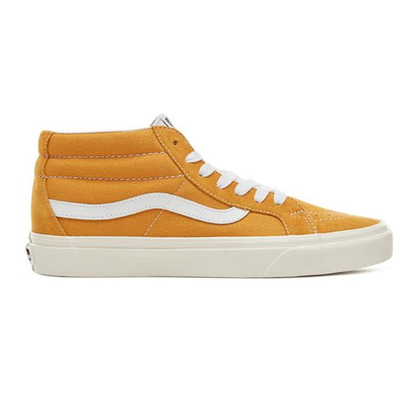 19078ddfda Vans Vans Sk8-Mid Reissue  Yellow  at Soleheaven Curated Collections