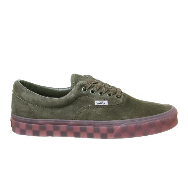 Vans Vans Era 'Grape Leaf / Ice Checkerboard' SOLEHEAVEN