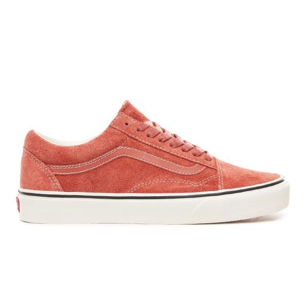 Vans Vans Old Skool Hairy Suede 'Hot Sauce' SOLEHEAVEN