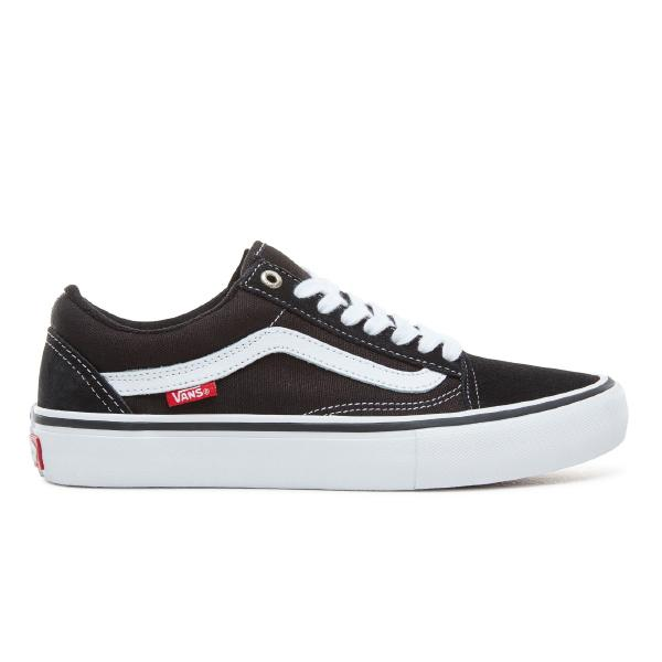 Vans Vans Old Skool Pro 'Black / White' SOLEHEAVEN