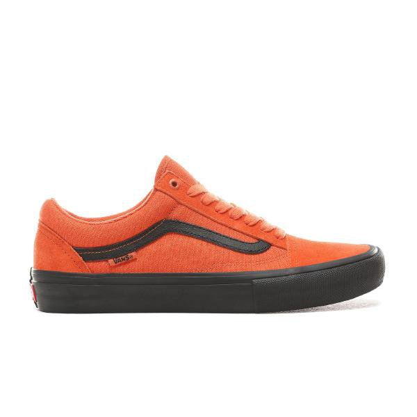 Vans Vans Old Skool Pro 'Koi Orange' SOLEHEAVEN