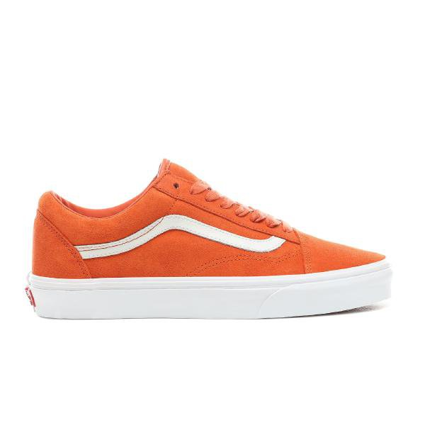 Vans Vans Old Skool Soft Suede 'Orange Koi' SOLEHEAVEN