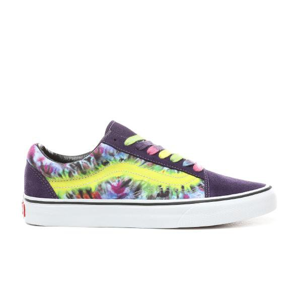 Vans Vans Old Skool Tie Dyed at Soleheaven Curated Collections
