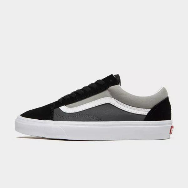 Vans Vans Old Skool Two Tone 'Black / Grey' SOLEHEAVEN