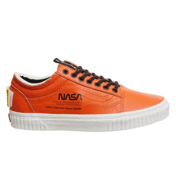 Vans Vans Old Skool x NASA 'Flare Orange' SOLEHEAVEN