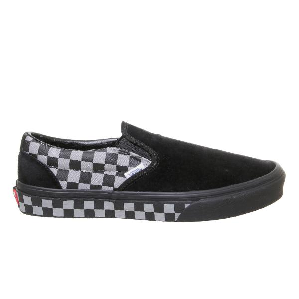 Vans Vans Slip On 'Black / Grey Checkerboard' SOLEHEAVEN