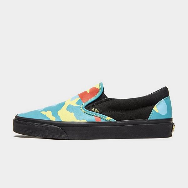 Vans shoes Vans Slip On 'Neon' SOLEHEAVEN