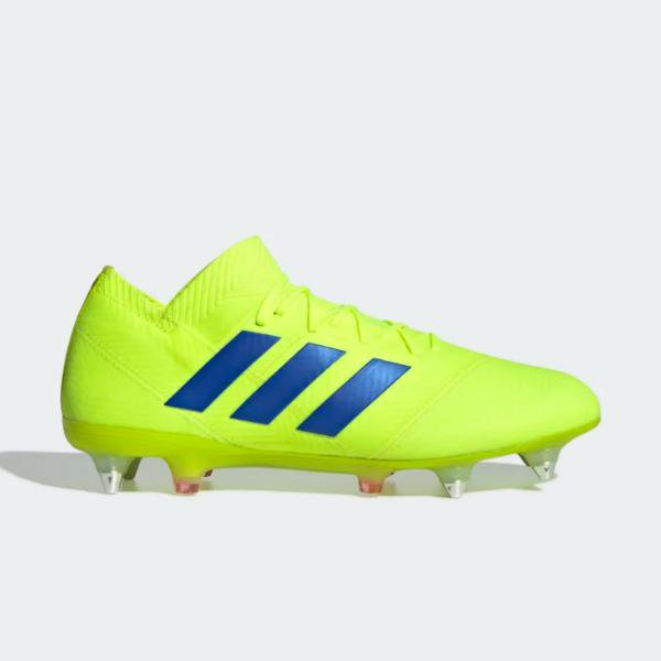 adidas adidas Nemeziz 18.1 Soft Ground 'Solar Yellow' SOLEHEAVEN