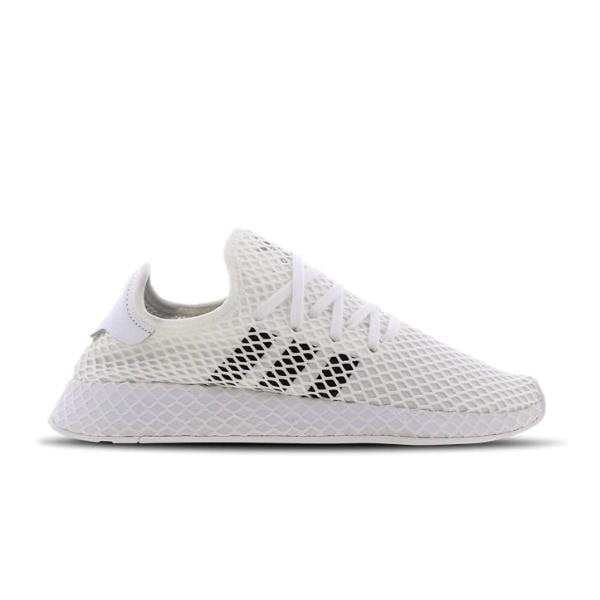 f82103a4a adidas adidas Deerupt Stripe  White   Black  at Soleheaven Curated ...