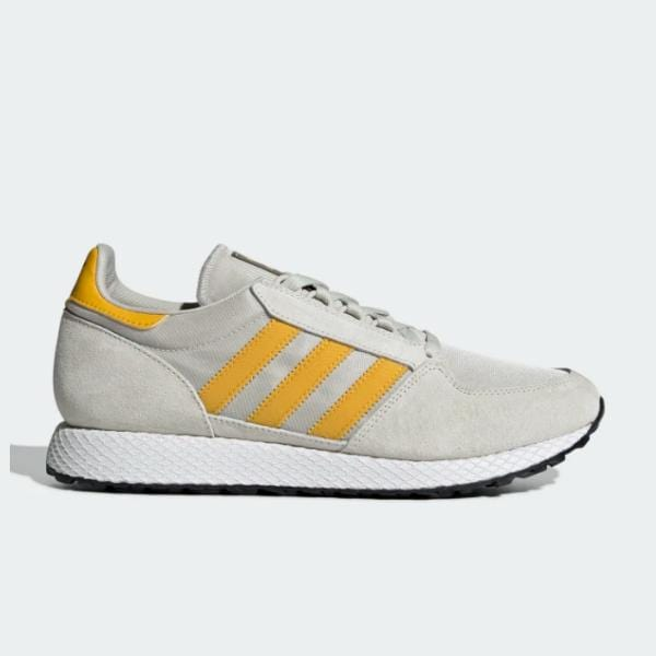be4496c6a5c07 adidas adidas Forest Grove  Grey   Gold  at Soleheaven Curated ...