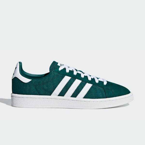 adidas adidas Originals Campus 'Green / White' SOLEHEAVEN