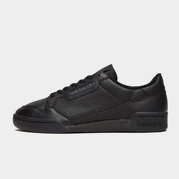 adidas adidas Originals Continental 80 'Triple Black' SOLEHEAVEN
