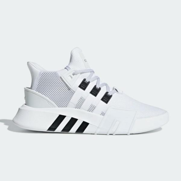 timeless design 132b9 8df15 adidas adidas Originals EQT Bask ADV 'Ftwr White / Black' at Soleheaven  Curated Collections