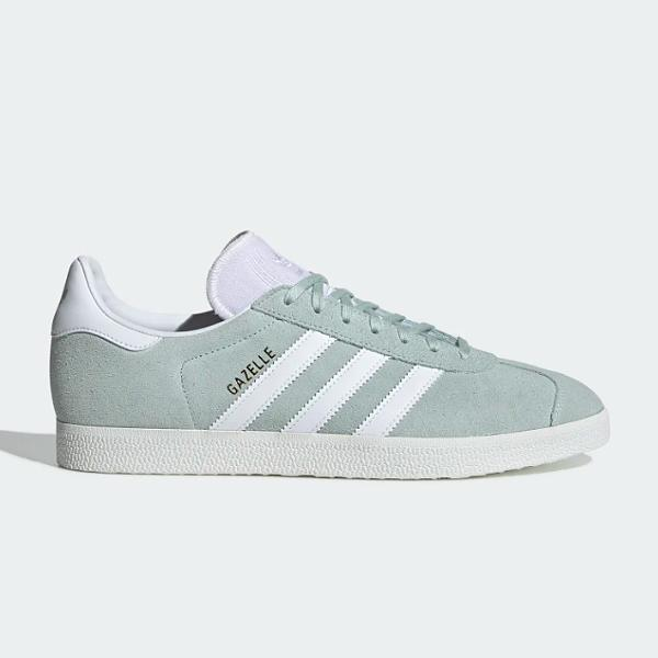adidas trainers adidas Originals Gazelle 'Turquoise' SOLEHEAVEN 80's casual