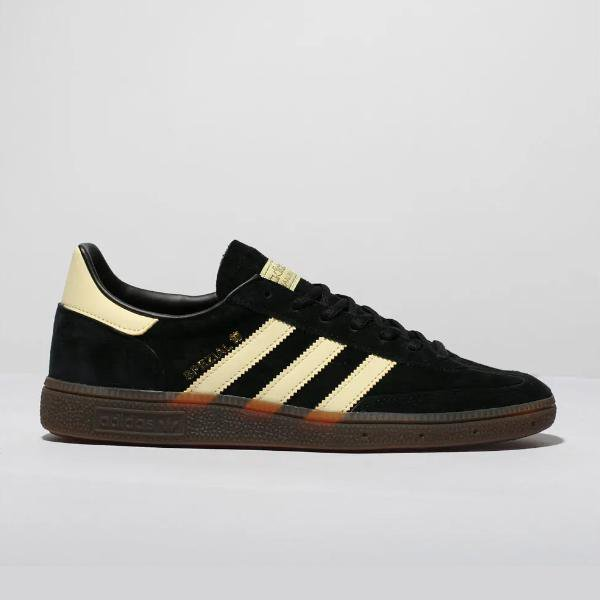 adidas adidas Originals Handball Spezial 'Black / Yellow' SOLEHEAVEN