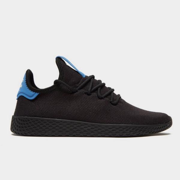 adidas adidas Originals x Pharrell Williams Tennis Hu 'Black Blue' at Soleheaven Curated Collections