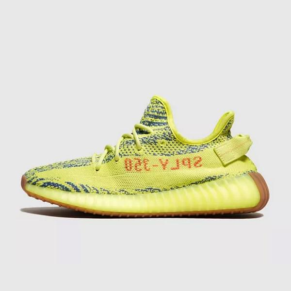 quality design 912b1 c74e5 adidas adidas Originals Yeezy Boost 350 V2  Semi Frozen Yellow  SOLEHEAVEN