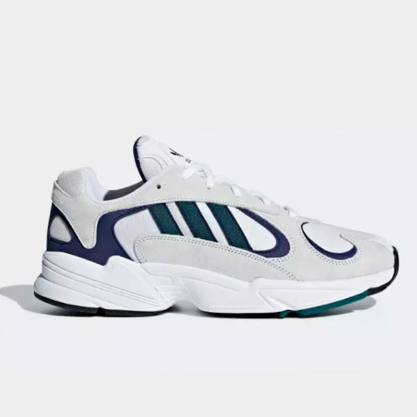 adidas adidas Originals Yung-1 'Ftwr White / Noble Green' SOLEHEAVEN