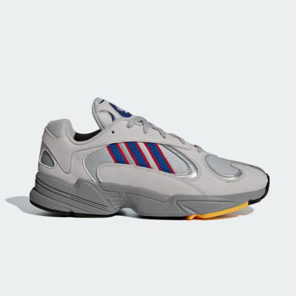 adidas adidas Originals Yung-1 'Grey / Royal' SOLEHEAVEN