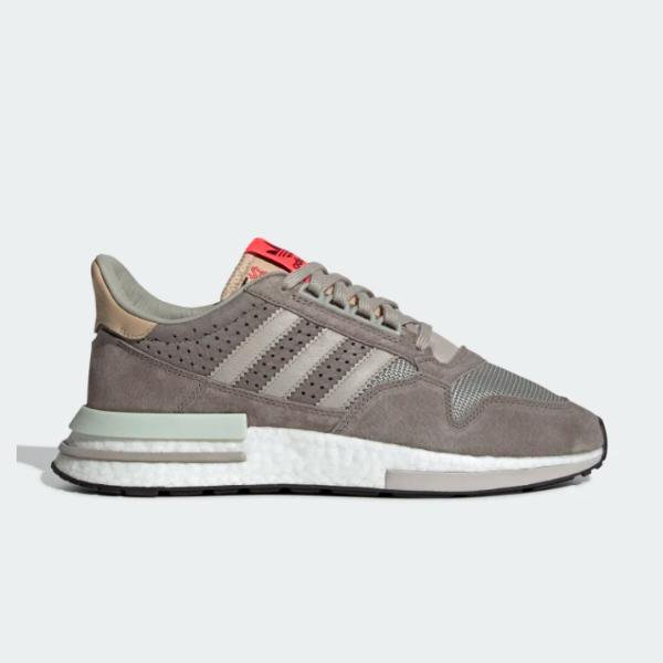 adidas adidas Originals ZX500 RM 'Brown' SOLEHEAVEN