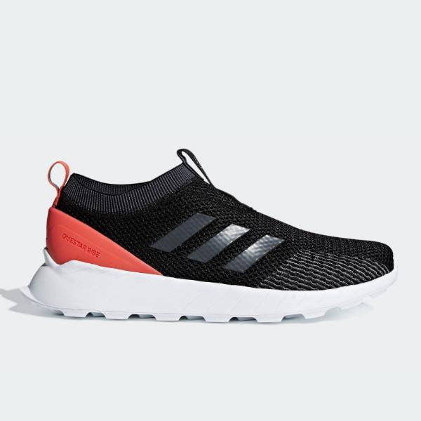 adidas adidas Questar Rise Sock 'Black / Red' SOLEHEAVEN