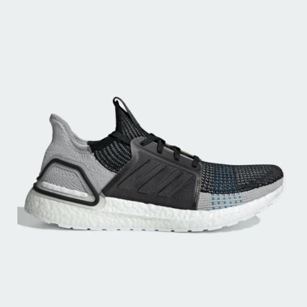 save off 73032 6370f adidas adidas UltraBOOST 19  Grey   Cyan  SOLEHEAVEN