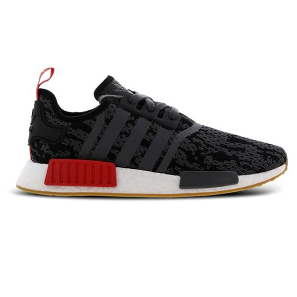 adidas adidas Originals NMD R1 'Black/Grey' SOLEHEAVEN