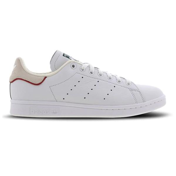 adidas adidas Originals Stan Smith Premium 'White / Red' SOLEHEAVEN