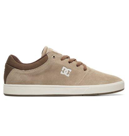 DC Shoes Crisis - Shoes for Men - Brown - DC Shoes SOLEHEAVEN