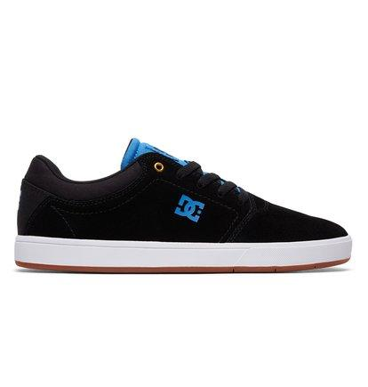 DC Shoes Crisis - Shoes for Men - Black - DC Shoes SOLEHEAVEN