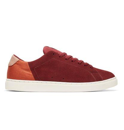 DC Shoes Reprieve - Shoes for Men - Red - DC Shoes SOLEHEAVEN