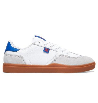 DC Shoes Vestrey - Shoes for Men - White - DC Shoes SOLEHEAVEN