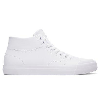 DC Shoes Evan Smith Hi Zero - High-Top Shoes for Men - White - DC Shoes SOLEHEAVEN