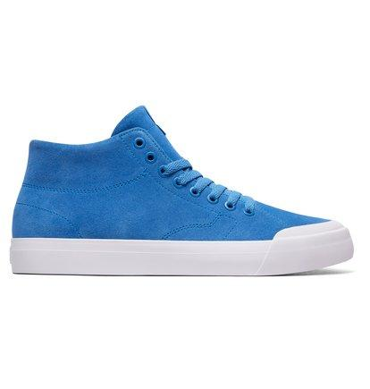 Evan Smith Hi Zero - High-Top Shoes for Men - Blue - DC Shoes