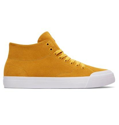 Evan Smith Hi Zero - High-Top Shoes for Men - Yellow - DC Shoes
