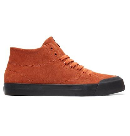 Evan Smith Hi Zero - High-Top Shoes for Men - Brown - DC Shoes