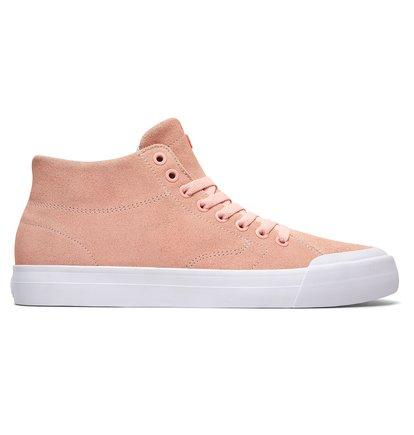 Evan Smith Hi Zero - High-Top Shoes for Men - Pink - DC Shoes