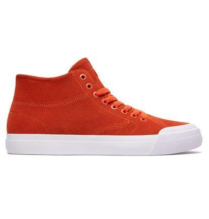 DC Shoes Evan Smith Hi Zero - High-Top Shoes for Men - Red - DC Shoes SOLEHEAVEN