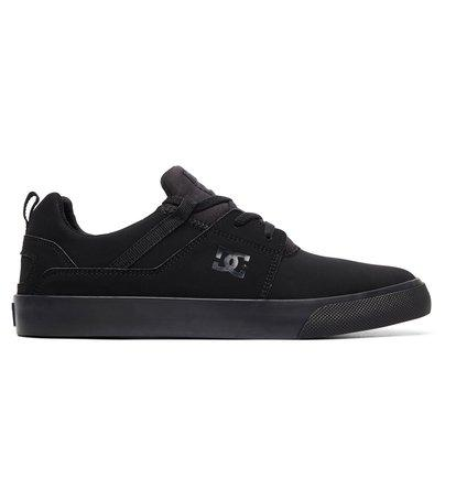 DC Shoes Heathrow Vulc - Shoes for Men - Black - DC Shoes SOLEHEAVEN