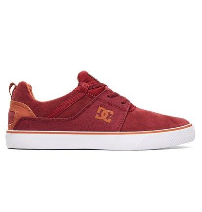 Heathrow Vulc - Shoes for Men - Red - DC Shoes