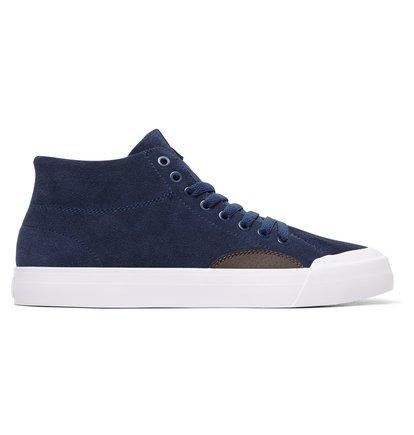 DC Shoes Evan Smith Hi Zero S - High-Top Skate Shoes for Men - Blue - DC Shoes SOLEHEAVEN