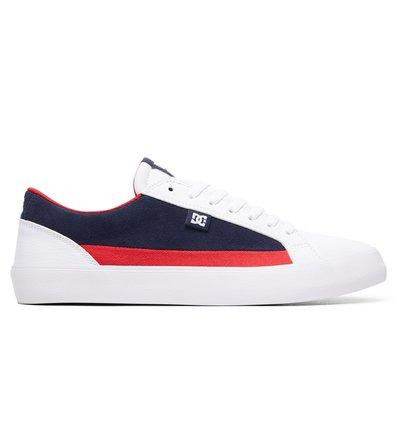 DC Shoes Lynnfield - Shoes for Men - White - DC Shoes SOLEHEAVEN