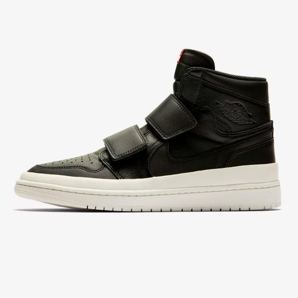 Air Jordan 1 High Double Strap 'Black / Sail'